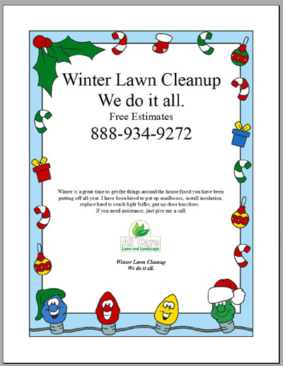 winter lawn cleanup flyerodt 812 kb 1 view