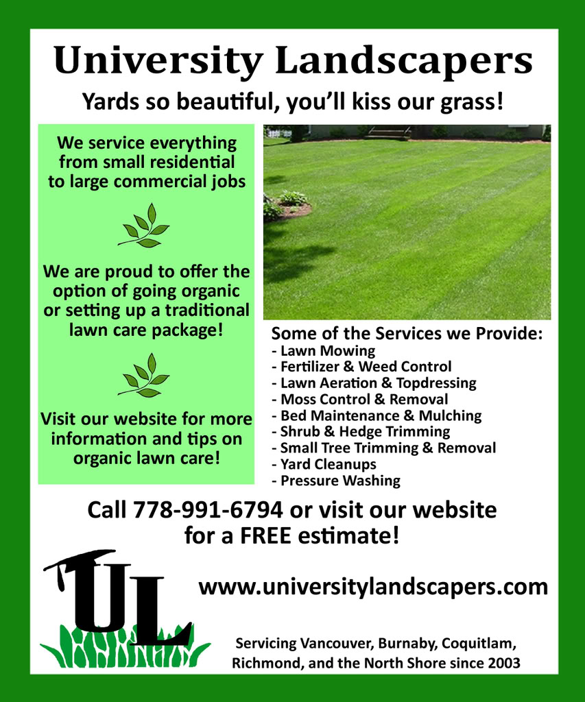 Lawn care advertising ideas -  Lawn Care Business Flyer 3 Jpg 183 8 Kb 2 Views