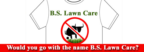 B.S. Lawn Care Business