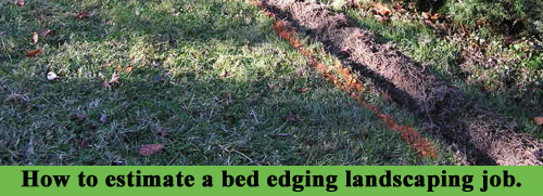 bed edging