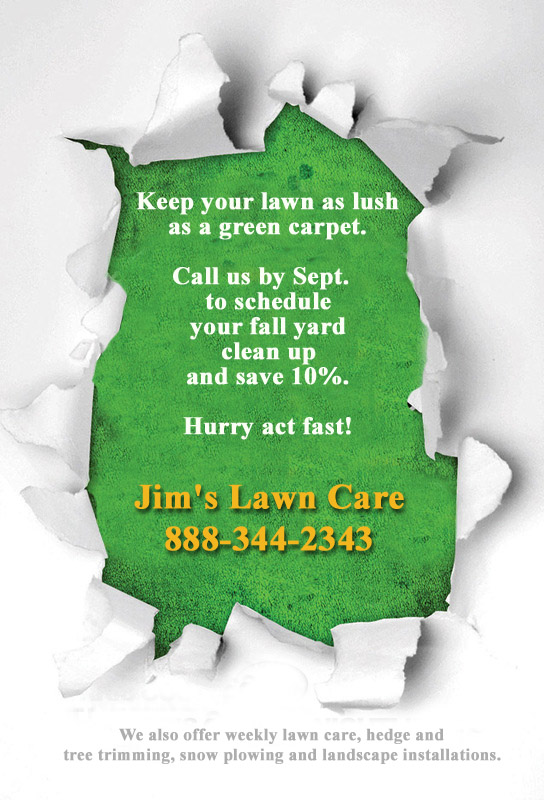 law care flyer