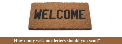 lawn care customer welcome